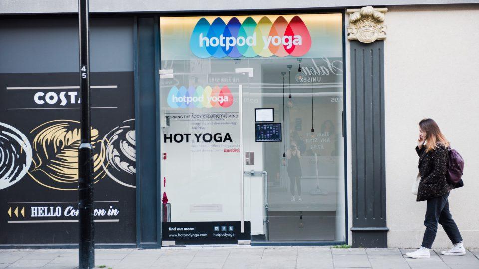 Hot Yoga in Notting Hill | Hotpod Yoga